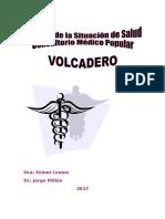 Nuevo Analisis de Situacion de Salud Consultorio Medico Popular Volcadero