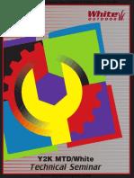 2000 MTD Technical Handbook Service Manual