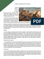 La Guerra de La Triple Alianza Entre Argentina