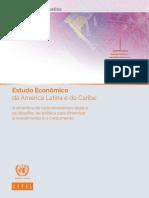 Estudo Econômico Da América Latina e Do Caribe 2017