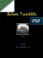 Boletin Puntobiblio 1