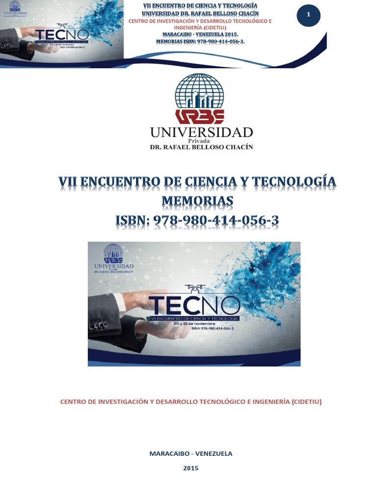 d2808d493ee2 Extensos VII Encuentro de Ciencias y Tecnología