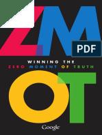 Jim Lecinski ZMOT - Winning the Zero Moment of Truth