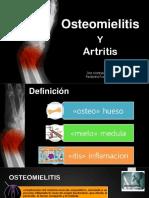 Artritis y Osteomielitis