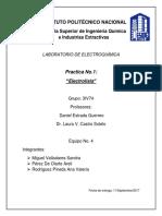 Practica 1 electrolisis