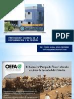 Clase de Prevencion y Control de La Contaminacion y Su Gestion