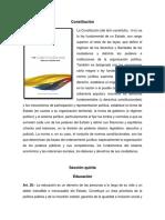 Articulos de Educacion