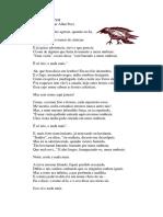 Fernando Pessoa - O corvo (tradução)