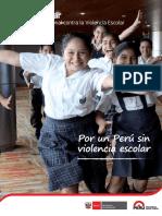 Paz Escolar Minedu