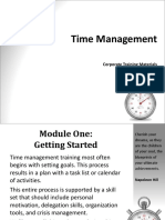 Workplace Productivity PowerPoint Slides