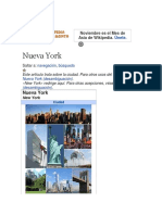 New Yor City One