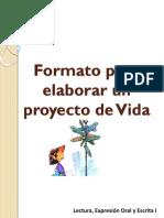 Webquest Formato Para Proyecto de Vida