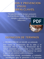 Promocion y Prevencion Visual 14-14