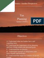 05 Tax Planning