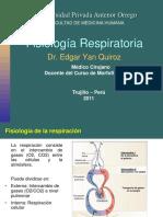 Fisiología respiratoria 2