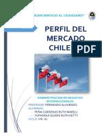 Chile Acuerdos Comerciales