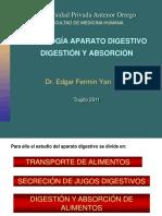 Fisiología digestiva