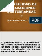ESTABILIDAD DE EXCAVACIONESevento.ppt
