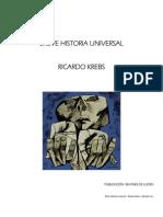 Breve Historia Universal Ricardo Krebs
