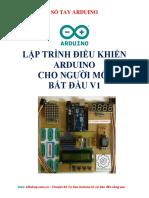 Lap Trinh Arduino v1