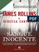 Sangue Inocente - James Rollins