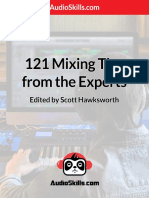 121 Mixing Tips