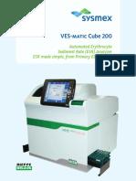 Brochure VesMatic-Cube Data Sheet MKT-10-1087