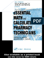 Essential Math and Calculations for Pharmacy Technicians.pdf