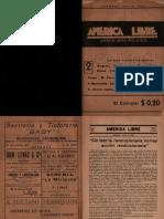 America Libre n2 Julio 1935