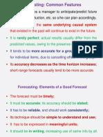 Demand Forecasting 2017
