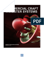 Commercial Craft Thruster Systems 2014 En
