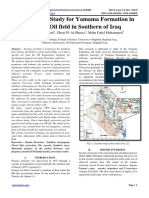 3D Reservoir Study for Yamama Formation in Nasirya Oil field in Southern of Iraq