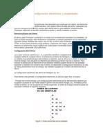 Tabla Periódica (PROPIEDADES)