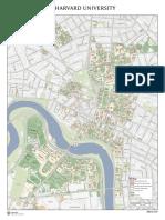 Harvard Campus Map