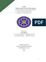 Paper Perek Indo Sap 9