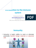Immunolgy Lectures 1-3