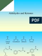 Chapter 9 Aldehydes and Ketones