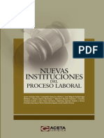 Nuevas Instituciones Del Proceso Laboral