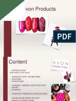 Avon products .pptx