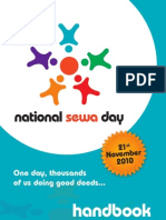 National Sewa Day Handbook 2010