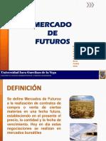 PPT MERCADOS FUTUROS