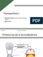 03 Primera Ley de La Termodinámica