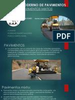 Diseño Moderno de Pavimentos Exposicion
