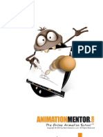Animator Mentor Catalog