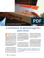 121119 e Commerce La Apuesta Logistica Para Crecer