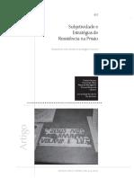 subjetividade e estratégias de resistência na prisão.pdf
