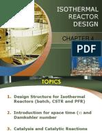 Chapter 4 - Isothermal Reactor Design (1).pdf