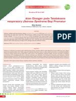 21_255CPD-Peranan Surfaktan Eksogen Pada Tatalaksana Respiratory Distress Syndrome Bayi Prematur