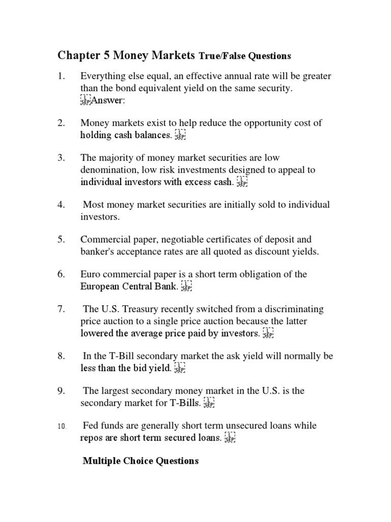 Actual Test 3 Test Bankcx Bonds Finance Defined Benefit