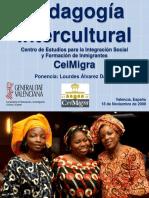 Pedagogía Intercultural, Cultura y Comunicación Intercultural